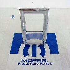 NEW Dodge Charger,Magnum,Chrysler 300 CHROME Automatic Floor Shifter Trim Bezel