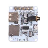 5V Wireless Bluetooth 4.1 Audio Receiver Module DIY Car Speaker Circuit Board ka