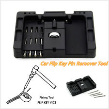 Vehicle Folding Remotes Quick Remover/Installation Tool Flip Key Vice Repair Kit