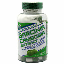 Hi-Tech GARCINIA CAMBOGIA & Potassium Boost Metabolism Promote Weight Loss! 100c
