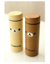 San-X Rilakkuma Thermo Stainless Steel Bottle-300ml Brown Color