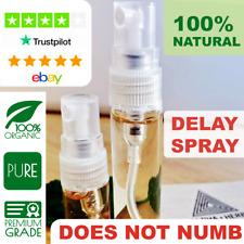 Alpha-Herb™ 100% Natural Premature Ejaculation Cure Delay Spray - No Numbing!