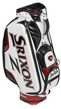 Srixon Tour Staff Bag White