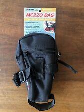 New listing Xlab Mezzo Bag Medium Saddle Bag for Triathlon Black NEW