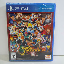 J-STARS VICTORY VS+ (Sony PlayStation 4, 2015) BRAND NEW (D800)