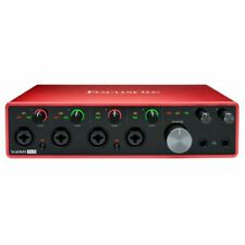 Focusrite Scarlett 18i8 3rd Gen 18-in, 8-out USB Audio Interface- *Open Box*