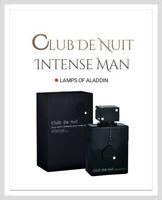 Armaf Club De Nuit Intense EDT For Men 105 ml Made in France-2018 production.l