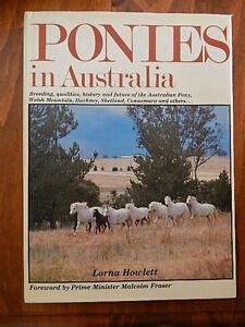 PONIES IN AUSTRALIA BY LORNA HOWLETT