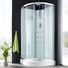 Dusche Duschkabine Duschtempel Duschabtrennung Fertigdusche Eckdusche Komplett