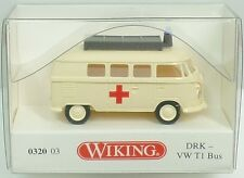 WIKING Nr.0320 03 - VW Bus T1 DRK - OVP