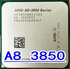 AMD A8-Series A8-3850 - 2,9 GHz Quad-Core (AD3850WNGXBOX) Prozessor