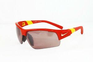 Nike Show X2 Pro unisex sunglasses EV0715 670 Comet Red interchange lens NWT!