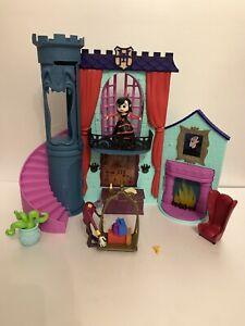 Hotel Transylvania Hotel Lobby figure toy playset lights & sounds!