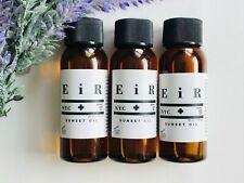 3 bottles Gorgeous EiR Sunset Oil Body mini 1 fl.oz. 30 ml each