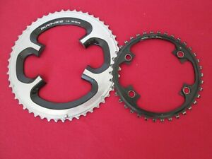 ** 52 / 38 ** Shimano Dura Ace 9000 Chainrings Mid-compact //Durace