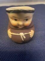 Vintage Goebel Friar Tuck Monk Creamer