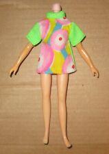 Takara Vintage Licca Multicolor Dress