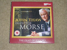 Inspector Morse -The Dead Of Jericho & Kavanagh QC - Nothing But The Truth - DVD