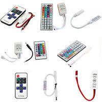 3/10/24/44 Keys Mini IR Remote Controller For 3528 5050 RGB LED Strip Light LA