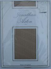 """Jonathan Aston Collant Moda, dimensione B (5' 4"""" a 5' 9""""), colore champagne"""