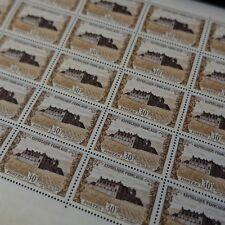 Chateau De Clos 1951 Vougeot France 670 Mnh