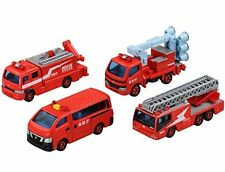 Tomica Gift Fire Truck Collection 2 Japan