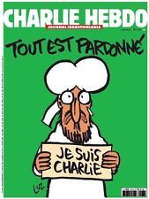 journal / Charlie Hebdo n°1178 du 14/01/2015