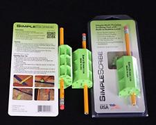 Simple Scribe Scribing Tool Green