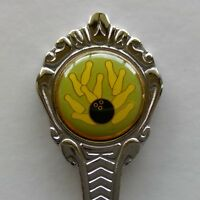 Tenpin Bowling Generic Souvenir Spoon Teaspoon (T190)