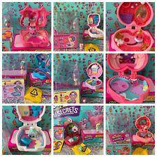 New Shopkins Lil' Secrets Mini Teeny Locket & Shopkin & Shoppie Playset necklace