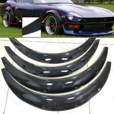 Universal Fender Flares Flexible Carbon Fiber Style Fenders Polyurethane For Car