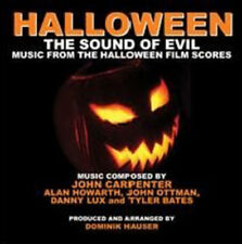 Halloween: The Sound of Evil CD (2015) ***NEW***