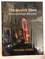 2015 Munich Show: Precious Stones, Hardcover, English, New, Rare!