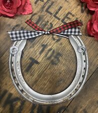 Churchill Downs Reclaimed Race Horse Horseshoe