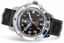 RUSSIAN MILITARY KOMANDIRSKIE VOSTOK WATCH  431288 NEW