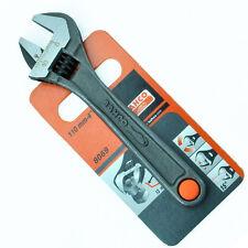 """Bahco 8069 100mm 4"""" adjustable spanner wrench shifter black phosphate BAH8069"""