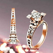 Alloy Rose Gold Simulated Fashion Jewellery