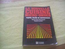 Livres, bandes dessinées et revues de gastronomie, sur la cuisine rapide
