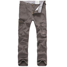 FOX JEANS Men's Beck Casual Regular Fit Cargo Pants SIZE 32