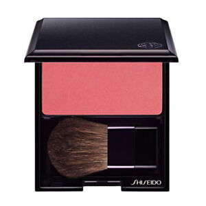 Shiseido The Makeup Luminizing Satin Face Color RD401 Orchid-Rosy Matte 6.5g NWT