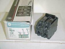 New Ge Circuit Breaker Plug-In Type Thql2160 60 Amp 2 Pole 60A 2P