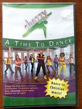 SHAZZY FITNESS A TIME TO DANCE CHRISTIAN HIP HOP DANCE WORKOUT DVD NEW SEALED