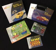 ZipZaps Micro RC Lot- Carrying Case, Grand Prix Track, Fast & Furious + Sponge B