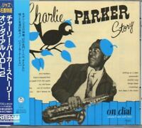 Charlie Parker Story On Dial Volume 2 New York Days JAPAN CD with OBI TOCJ-6124