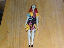 "Disney Nightmare Before Christmas Barbie Doll Figure SALLY Touchstone9"""
