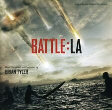 Battle: Los Angeles - Brian Tyler (2011, CD NUOVO) Music BY Brian Tyler