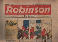 ROBINSON n°260. Zone Libre 3 août 1941. Bel état (réf. RC29)