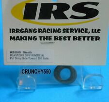Associated Stealth Diff Rings IRS526B Irrgang RC Part