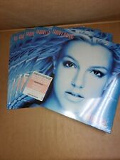Britney Spears - In The Zone Exclusive Limited Edition Blue Colored Vinyl LP