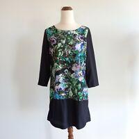 Portmans Size 8 NEW Floral Print Shift Dress Women's